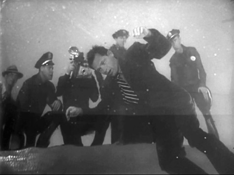 Swimming is also great exercise, as Joe Gillis discovered face-down in Norma Desmond's swimmin' pool