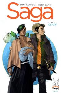 saga issue one